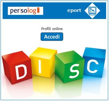 Accedi DISC ON LINE - Persolo Personal Profile