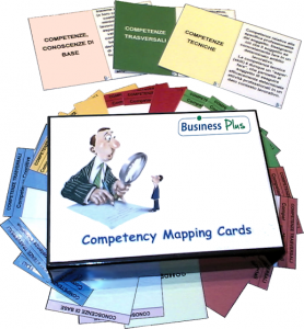Competency mapping Cards