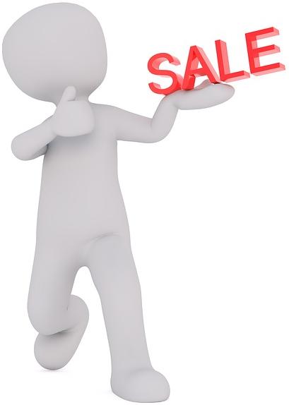 Una vendita di successo